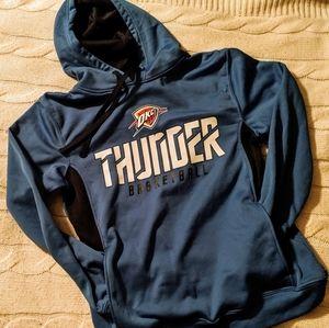 🏀 OKC Thunder⚡NBA basketball jacket hoodie